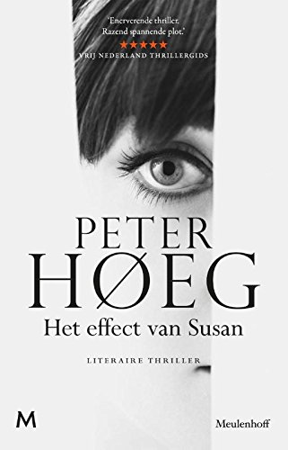 Buchseite und Rezensionen zu 'Het effect van Susan' von Høeg, Peter