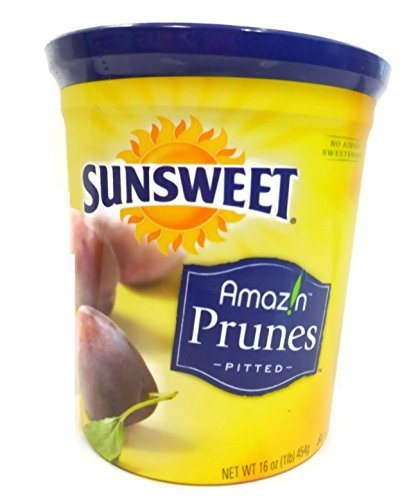 Amazin Prunes Pitted (Pack of 2)