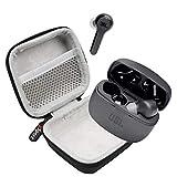 JBL Tune 215TWS True Wireless in-Ear Headphone Bundle with gSport Deluxe Hardshell Case (Black)
