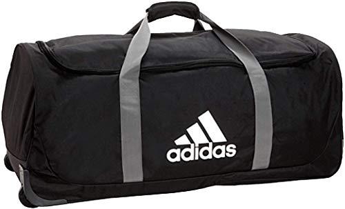 adidas Unisex Team XL Wheel Bag, Black, ONE SIZE