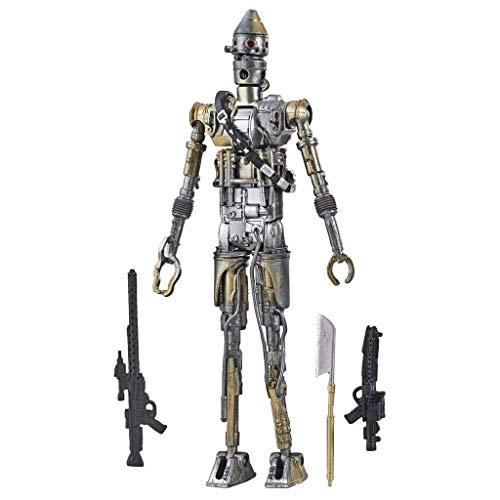 Star Wars The Black Series Archive IG-88 Figure, 15 cm große Actionfigur, ab 4 Jahren
