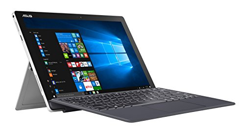 Asus Transformer 3 Pro T304UA-BC003T 32 cm (12,6 Zoll WU+, Touch) Convertible Tablet-PC (Intel Core i5-7200U, 8GB RAM, 256GB SSD, Intel HD Graphic, Win 10) grau