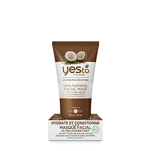 Yes to Coconut Ultra Hydrating Facial Mask
