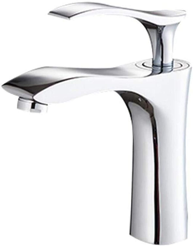 Basin Mixer Tap Fine Copper Faucet Kitchen Faucet Basin General Cold Hot Water Dish Basin Faucet