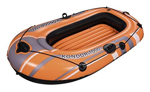 Bestway Schlauchboot Kondor 1000, für 1 Person 155 x 93 x 30 cm