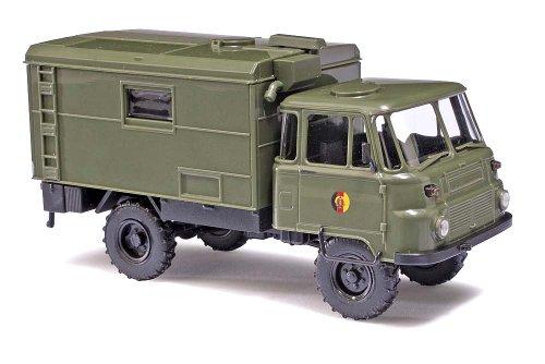 Busch Voitures - BUV50210 - Modélisme Ferroviaire - Camion Robur Lo 2002 à Nva