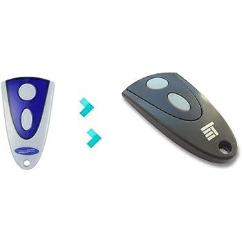 Novoferm Tormatic Handsender MAX 43-2 Novotron 502 433,92MHz /…