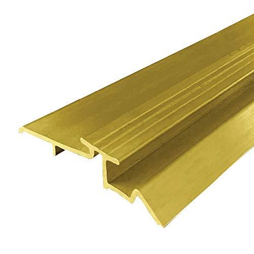 3148BR Interlocking Bronze Threshold 48