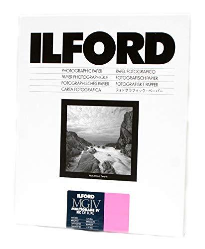 Ilford 83D504C31Fotopapier 12,7x 17,8cm, 100Blatt