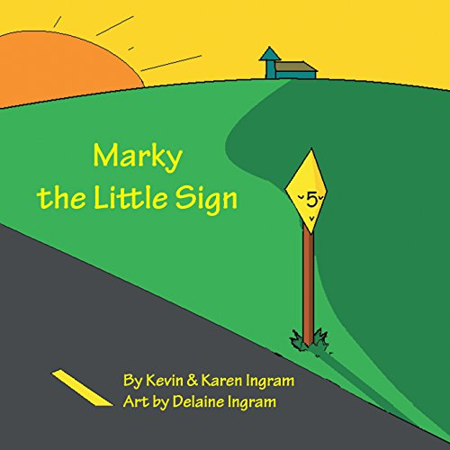 『Marky the Little Sign (English Edition)』のトップ画像