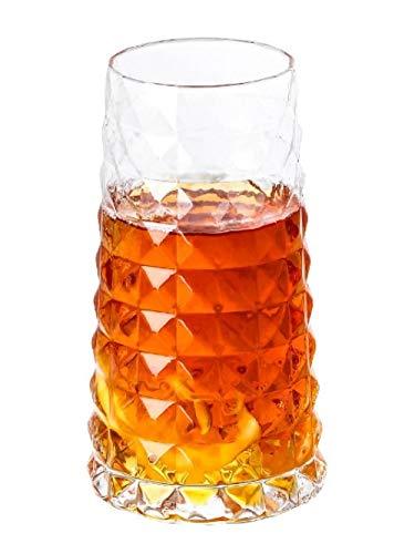 Whiskey Cup Whiskey Glass Whisky Spirits Huishoudelijke Water Drink Sap Loodvrije Glas 355Ml (Koop 2 Krijg 1 Gratis)