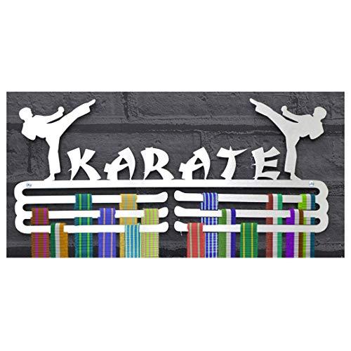 The Runners Wall Medal Hanger – Medalla – Medalla – Medalla – Regalos de artes marítimas – Medalla de Karate – Medalla de Karate – Medalla de Karate – Regalos de Karate