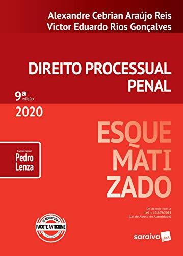 Esquematizado - Direito processual penal