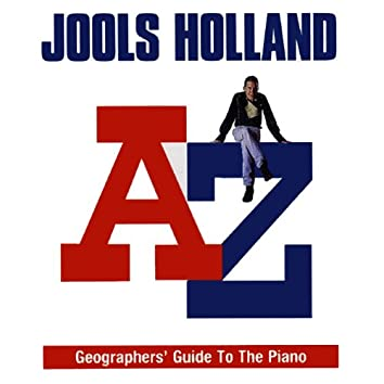 The A to Z Geographers' Guide To The Piano