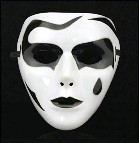 - Halloween Ghost Make Up