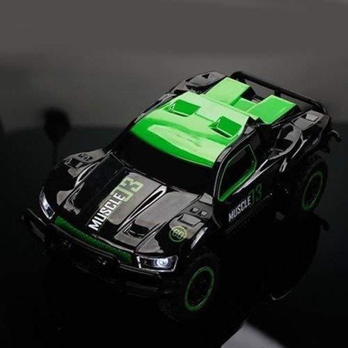 01:24 Escala Mini coche teledirigido 4x4 39km/h alta velocidad que compite con...