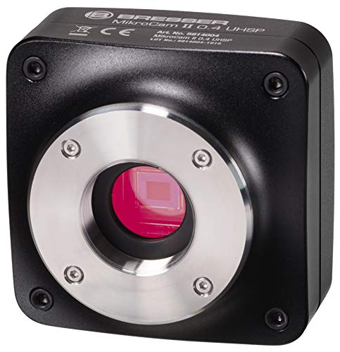 Bresser MikroCamII 0.4 UHSP Hochgeschwindigkeitskamera Bresser MikroCamII 0.4 UHSP Hochgeschwindigkeitskamera für Mikroskope mit bis zu 300 Bildern pro Sekunde