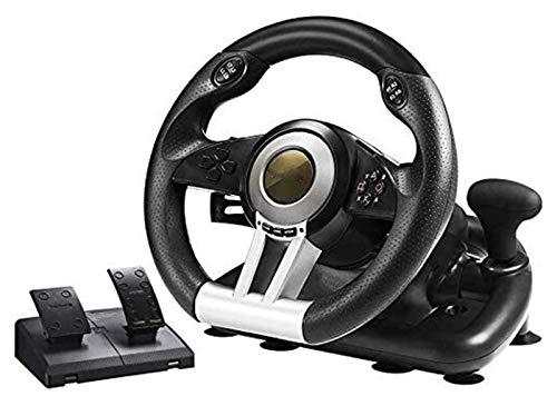 BDBT Spiel Lenkung Racing Wheel Gamepad-Controller Simulation Racing Simulation Fahrschule Auto Unterstützungs-PC / PS3 / PS4 / X-One