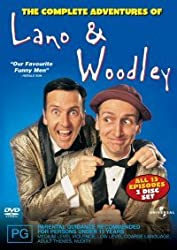 Adventures of Lano and Woodley on DVD