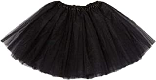 ❤️ Mealeaf ❤️ Toddler Kids Girl Mini Dress Princess Pettiskirt Party Ballet Dnace Tutu Skirt 3-8t