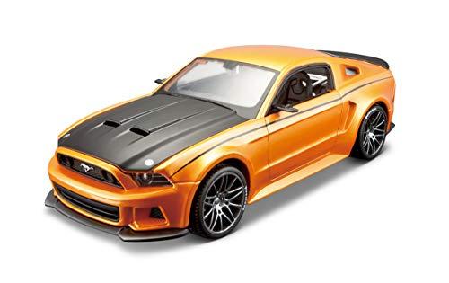 Tavitoys, 2014 Ford Mustang Street Racer (39127), Multicolor
