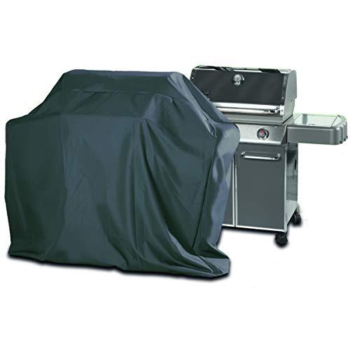 Smart Planet - Telo Protettivo per Barbecue, in Poliestere, Resistente agli Agenti atmosferici Impermeabile, 143,5 x 118 x 60 cm