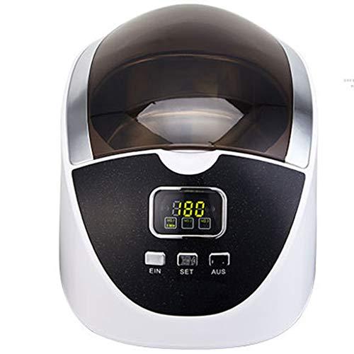 CHQYY Ultraschallreiniger - Professioneller Labor Waschmaschine Haushaltswaschmaschine ABS Material Ultraschall Schmuck Armbanduhr Reinigungsmaschine Kontaktlinsen-Reinigungs Artifact