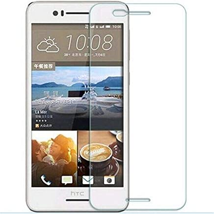 Tempered Glass Screen Protector for hTc desire 728 - Clear