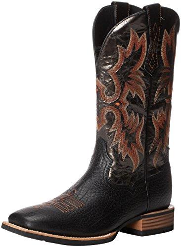 Ariat Men's Tombstone Western Boot, Black, 15 D US