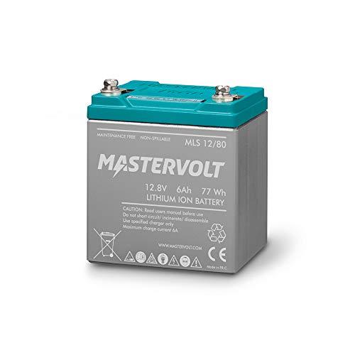Mastervolt MLS 12/80 12V 6Ah 77Wh LiFePO4 Akku BMS integriert