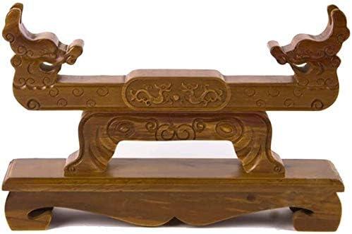 HAOKTSB Sword Stand Solid Wood Horizontal Holder Floor Dis Rapid Great interest rise