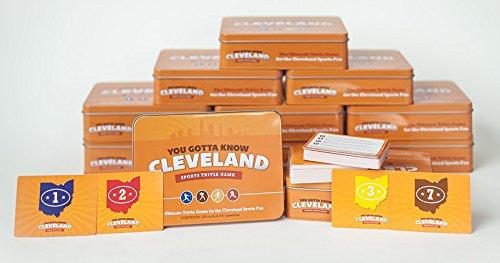 You Gotta Know Cleveland Sports Trivia Game