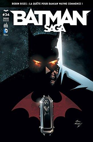 Batman Saga, N° 34 :