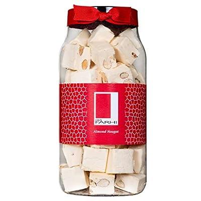 rita farhi traditional almond nougat in a gift jar, 500 g Rita Farhi Traditional Almond Nougat in a Gift Jar, 500 g 41oR wDdcnL