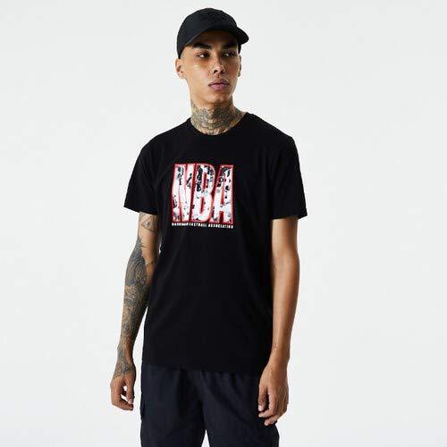 New Era Camisetas Modelo NBA Error INFILL tee NBAGEN Marca