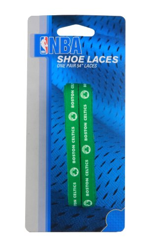 NBA Boston Celtics 54-Inch LaceUps Shoe Laces