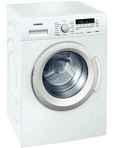 Siemens WM12K227IT Libera installazione Carica frontale 7kg 1200Giri/min A+++ Bianco lavatrice
