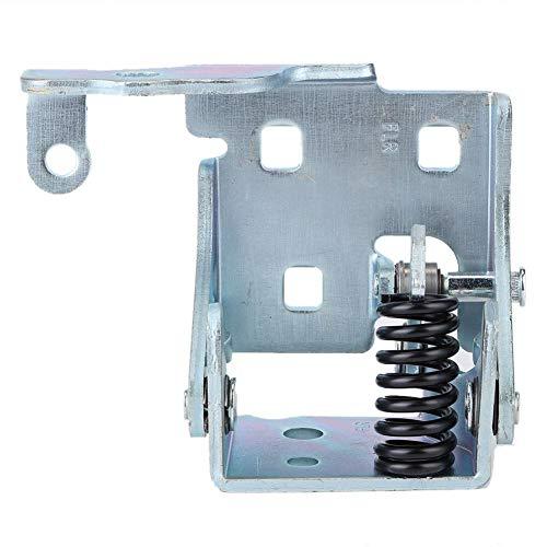Qiilu deurscharnier, ijzeren materiaal rechter voordeur onderste scharnier geschikt voor 20969646 2007-2014 2007-2013