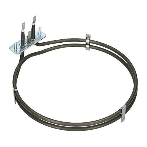 Calentador de aire circulante Elemento calefactor de aire caliente Horno de calefacción 8346760 Miele