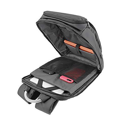 "41oR2a 15qL - Tellur 17.3"" Notebook Backpack Business L, USB Port, Black"