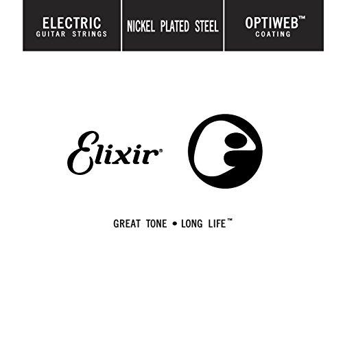 Cuerda individual para guitarra eléctrica Elixir® Strings con recubrimiento OPTIWEB® (.030)