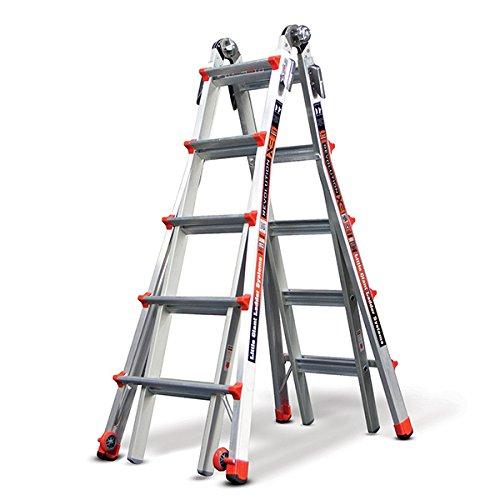 Preisvergleich Produktbild Little Giant 12022EN-001 Telskop-Leiter 4x5