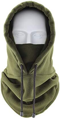 Balaclava Face Mask for Cold Weather Windproof Ski Mask Thermal Heavyweight Head Hood for Men product image