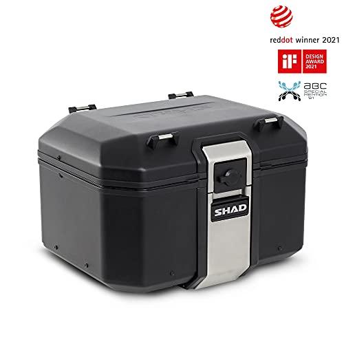 Shad D0TR48100B BAUL TR48 Terra Edition, Black Aluminium