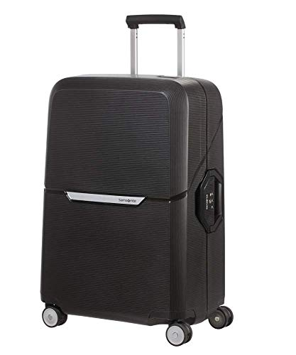 Trolley Rigido 69cm 4 Ruote Medio | Samsonite Magnum | CK6002-Black