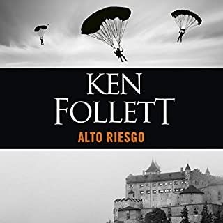 Alto riesgo [High Risk] audiobook cover art