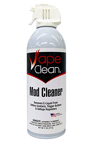 Max-Pro Vape Mod Cleaner 11oz Unit by Max Professional
