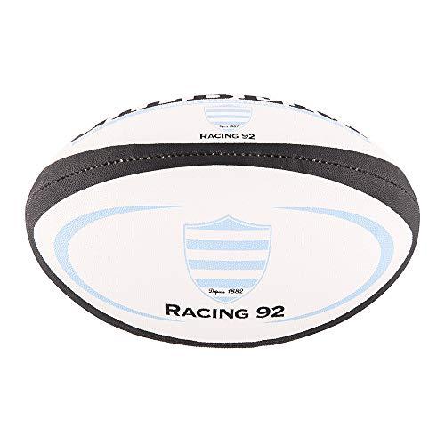 GILBERT Ballon de rugby REPLICA - Racing 92 - Taille 5