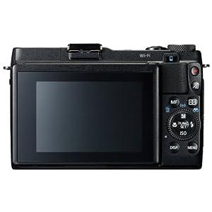 Canon PowerShot G1 X Mark II Wi-Fi Digital Camera with 64GB Card + Case + Tripod + Accessory Kit