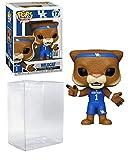 Wildcat University of Kentucky Wildcats Pop #17 College Mascots NCAA Pop Figura de acción (relleno con protector EcoTek para proteger la caja de exhibición)